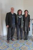 P. Pensabene, I. Baldini e C. Sfameni a Piazza Armerina (I Convegno CISEM)