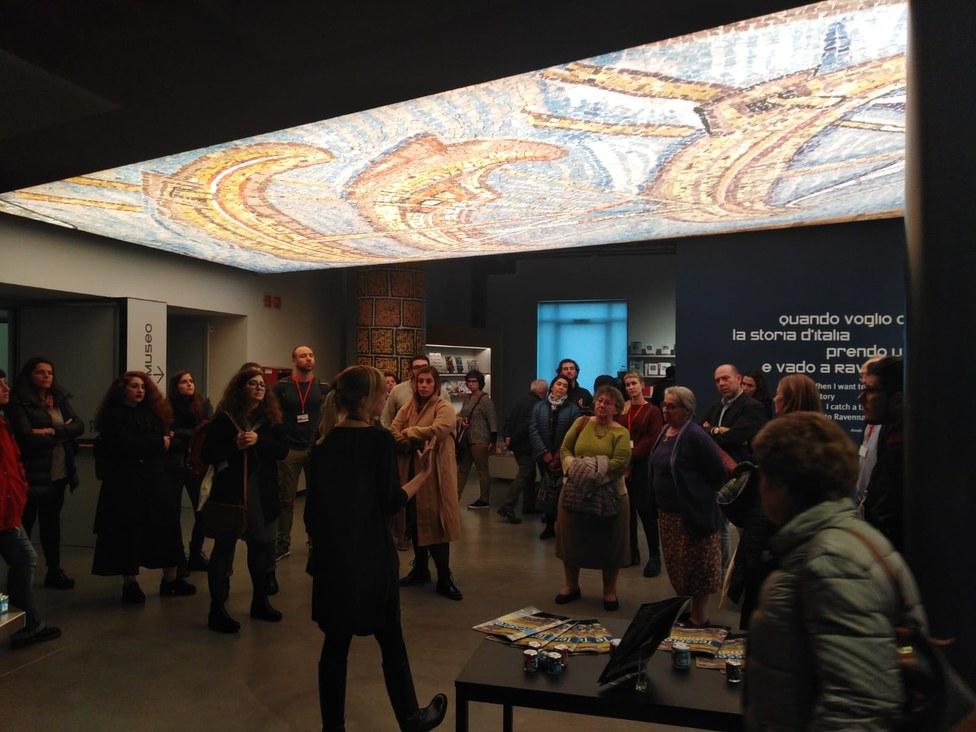 Museo Classis, Ravenna (31 ottobre)