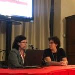 Ravenna, Dottoressa Giovanna Montevecchi e Professoressa Isabella Baldini