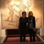 Domus dei Tappeti di Pietra, Professoressa Isabella Baldini e Dottoressa Carla Sfameni