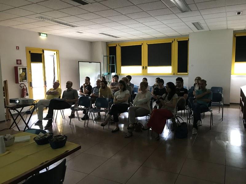 CLAN Seminar with Angiolina Comotti