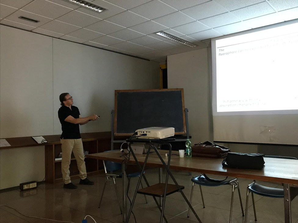 CLAN Seminar with Françisco Raymo