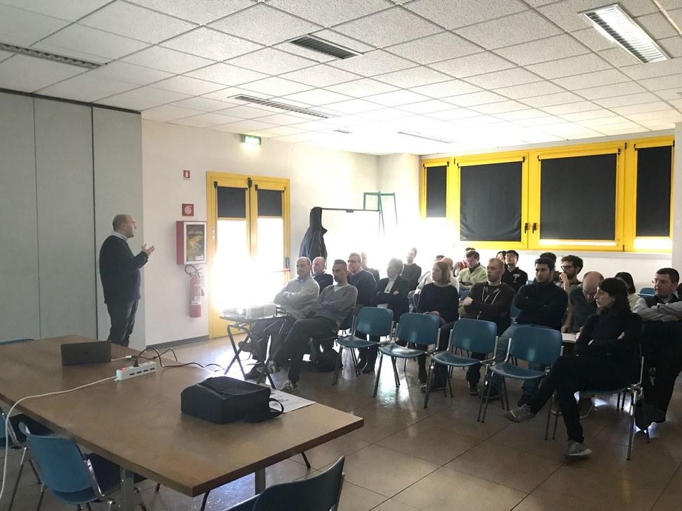 CLAN Seminar with Cristiano Zonta