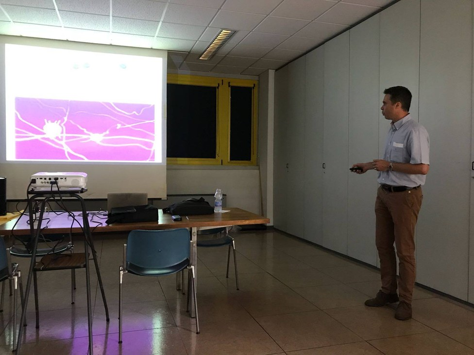 CLAN Seminar with Frédéric Coutrot