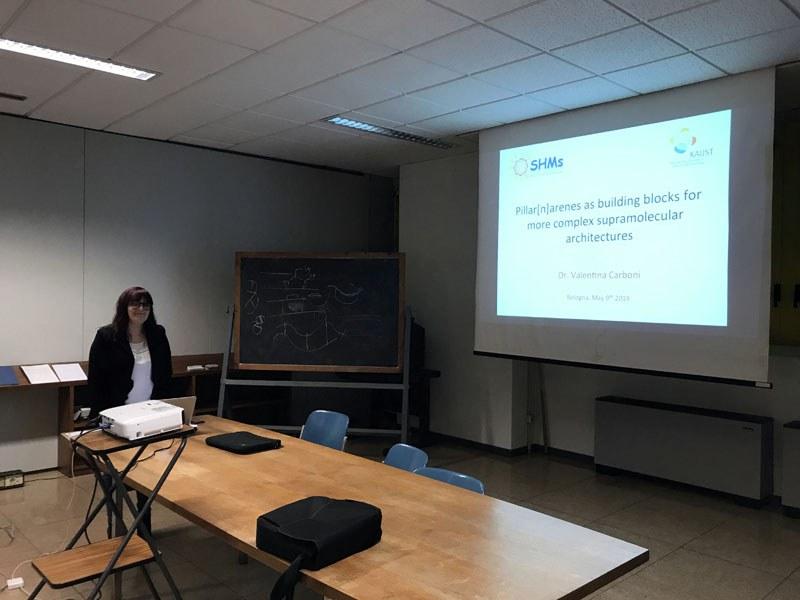 CLAN Seminar with Valentina Carboni