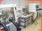 Stazione di test elettrochimici